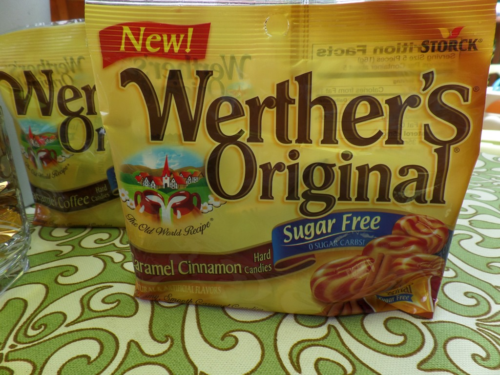 It's National Candy Month let's celebrate with Werther's Original #Giveaway