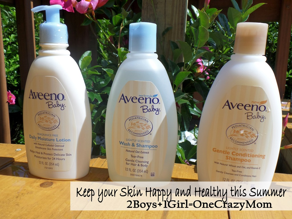 Keep your skin Happy and Healthy this summer #Review