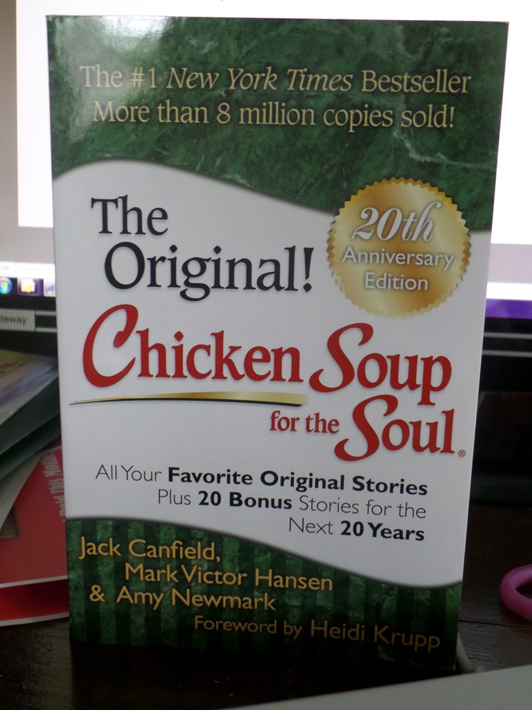 "Chicken Soup for the Soul ""The Original"" #Giveaway"