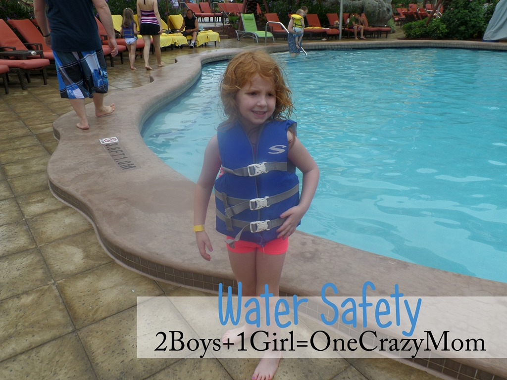 Keeping kids safe in the water this summer