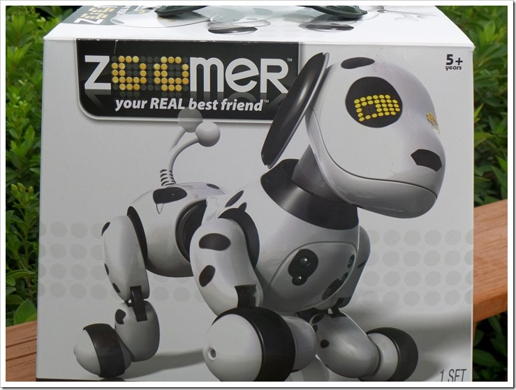 Meet ZOOMER your REAL best friend #Giveaway