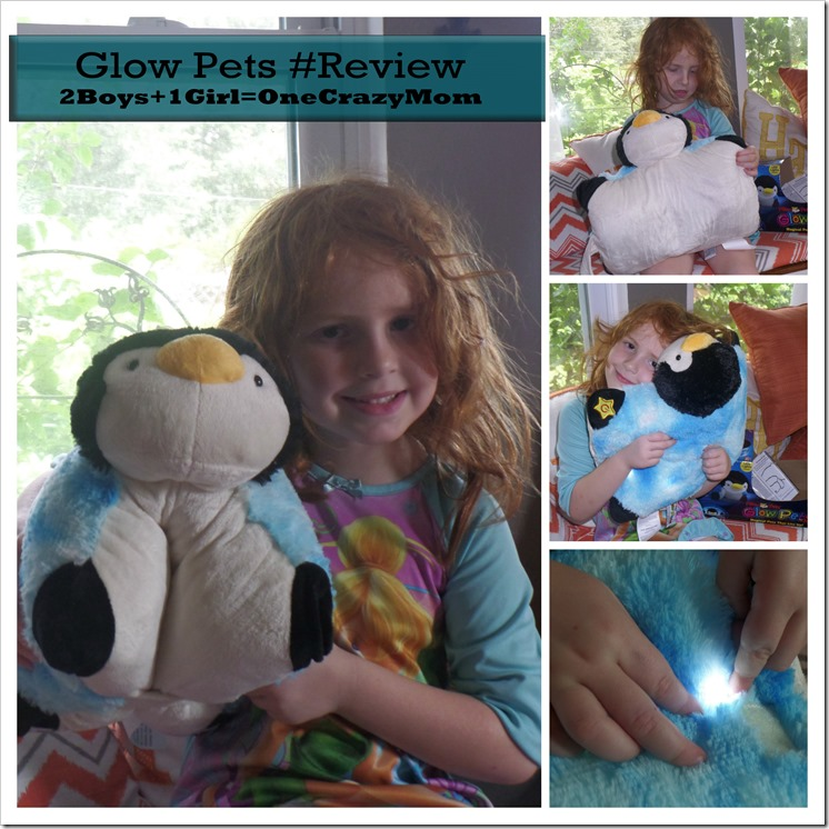 we love Glow Pets they are so soft and cuddly