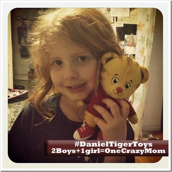 we love our #DanielTigerToys
