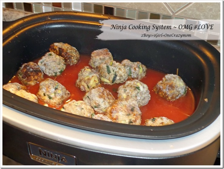 There is a new way to cook with Ninja Cooking System #Review
