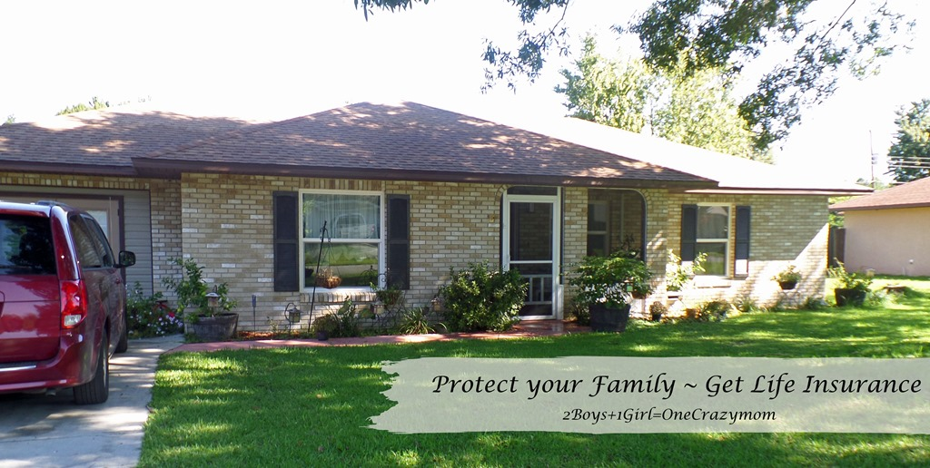 Keep your family protected ~ Look into Life Insurance