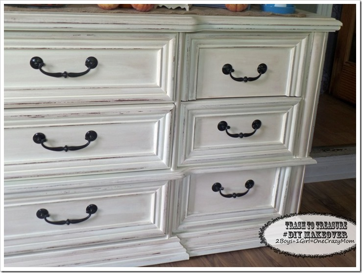 You can bring your old furniture back to life with a facelift #DIY ...