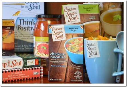 HOT LivingSocial deal ~ Grab an amazing Chicken Soup for the Soul Gift package for $29