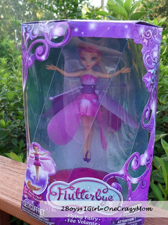 Flutterbye is a Christmas must have item #Giveaway