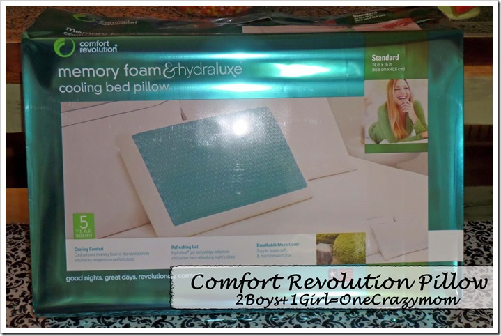 get a restful night with a memory foam cooling pillow from comfort revolution review - Comfort Revolution Pillow