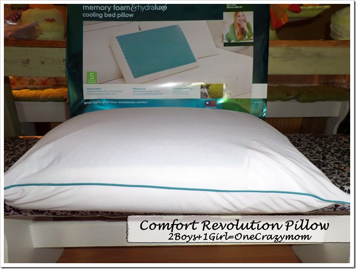 Get A Restful Night With A Memory Foam Hydraluxe Cooling