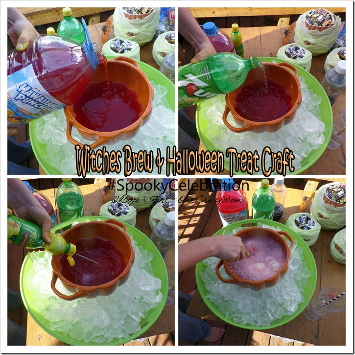 #SpookyCelebration create your own Witches Brew #Shop