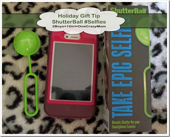 Holiday Gift for everyone that likes Selfies #ShutterBall is the ...