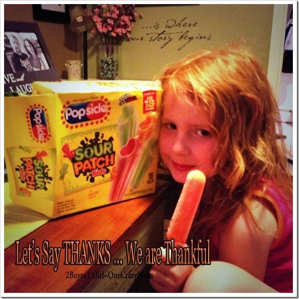 What a fun Summer being a #PopsicleMom #Ambassador