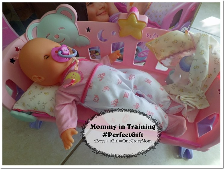 Have a little Mommy in Training? Check out Nenuco Sleep with Me Baby Doll #Giveaway ~ This is a HOT Gift item