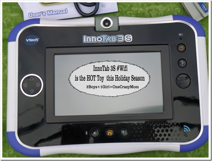 The InnoTab 3S Wi-Fi Learning Tablet offers a wealth of fun, age-appropriate learning games and apps for kids. Exchange text messages, photos and more using VTech Kid .