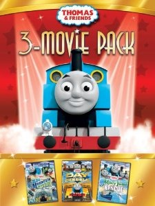 Thomas & Friends is back with a 3 Movie DVD Pack #Giveaway