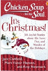 Chicken Soup for the Soul It's Christmas #Giveaway
