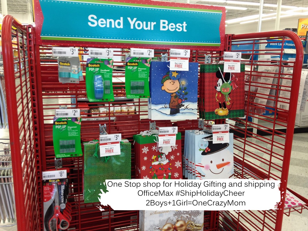 one stop christmas shopping online