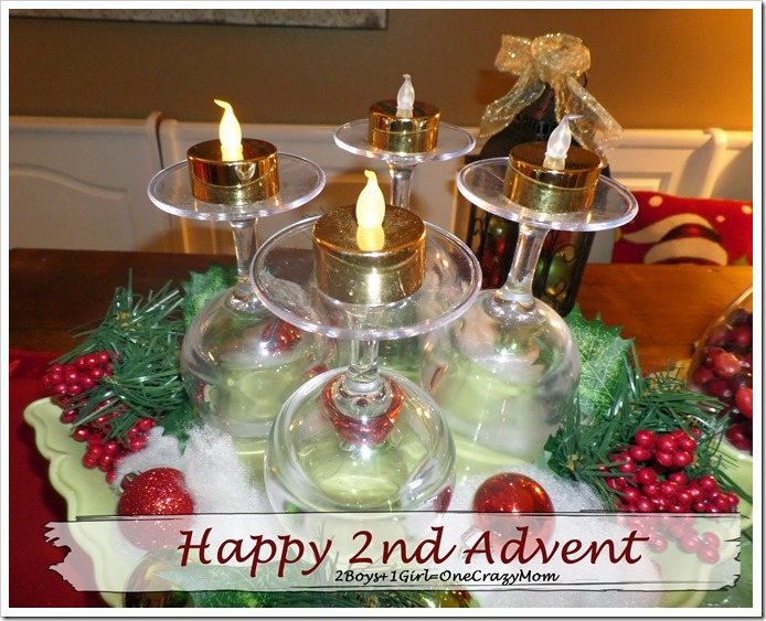 Happy 2nd Advent