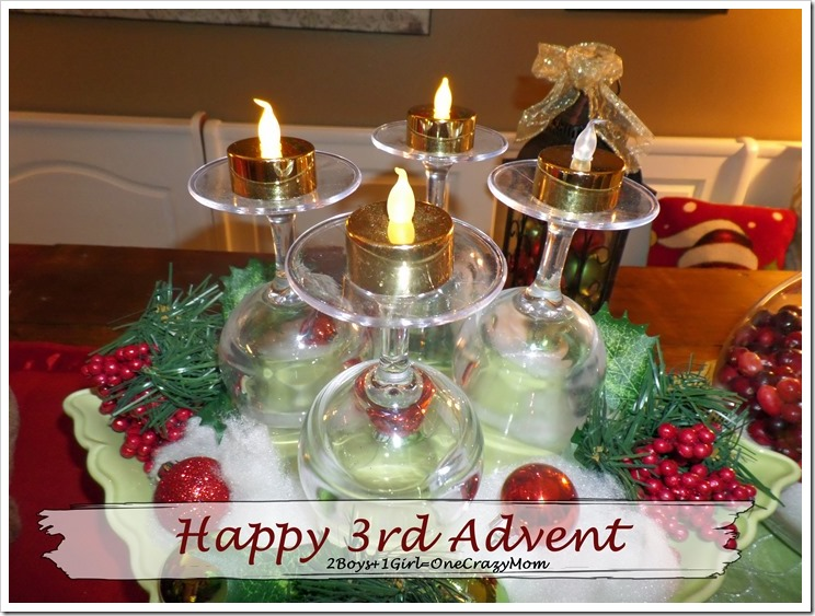 Happy 3rd Advent