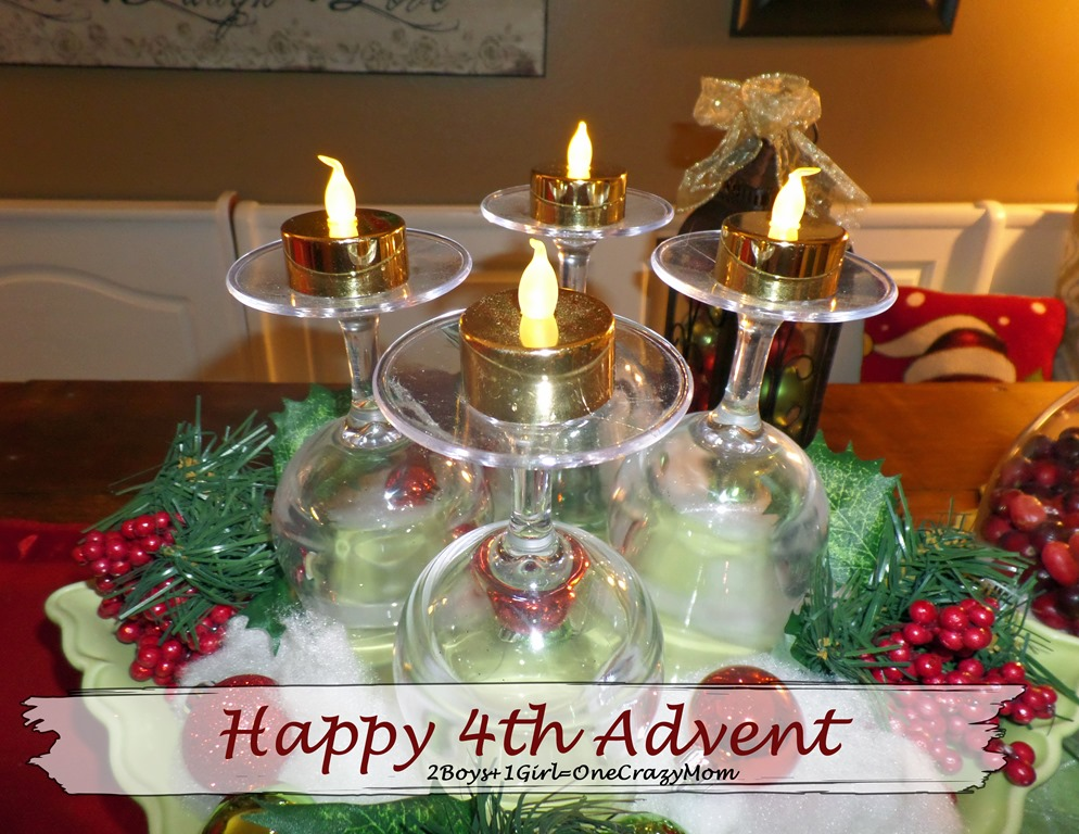 Happy 4th Advent