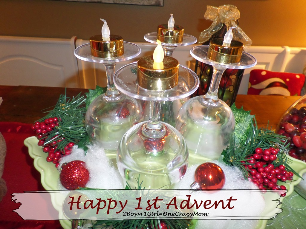 Happy 1st Advent