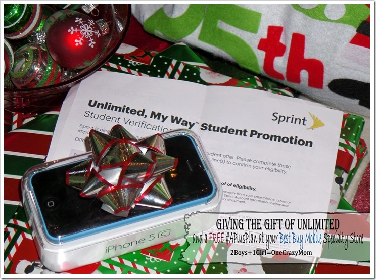 give the gift of unlimited and a free aplusplan for your student only at your - Best Buy Christmas Eve