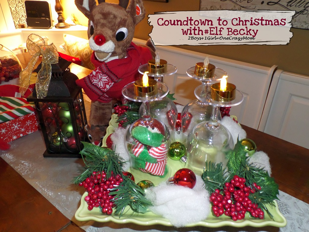 Elf Magic Countdown to Christmas Day 12 #Elfcapades