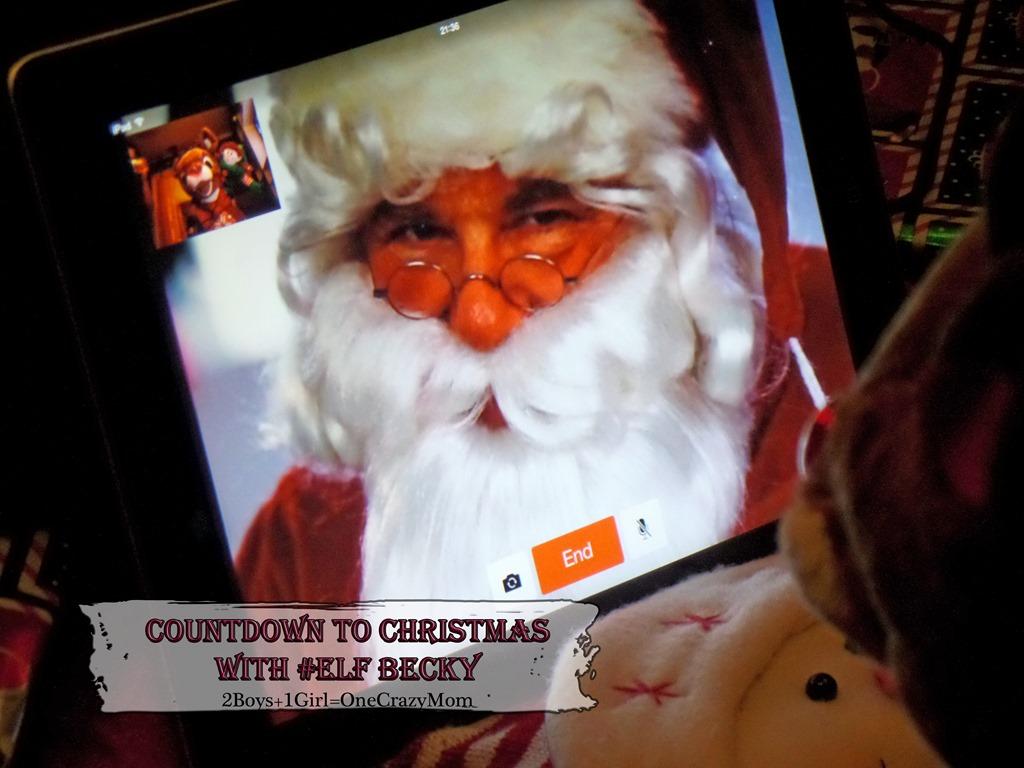 Elf Magic Countdown to Christmas Day 15 #Elfcapades
