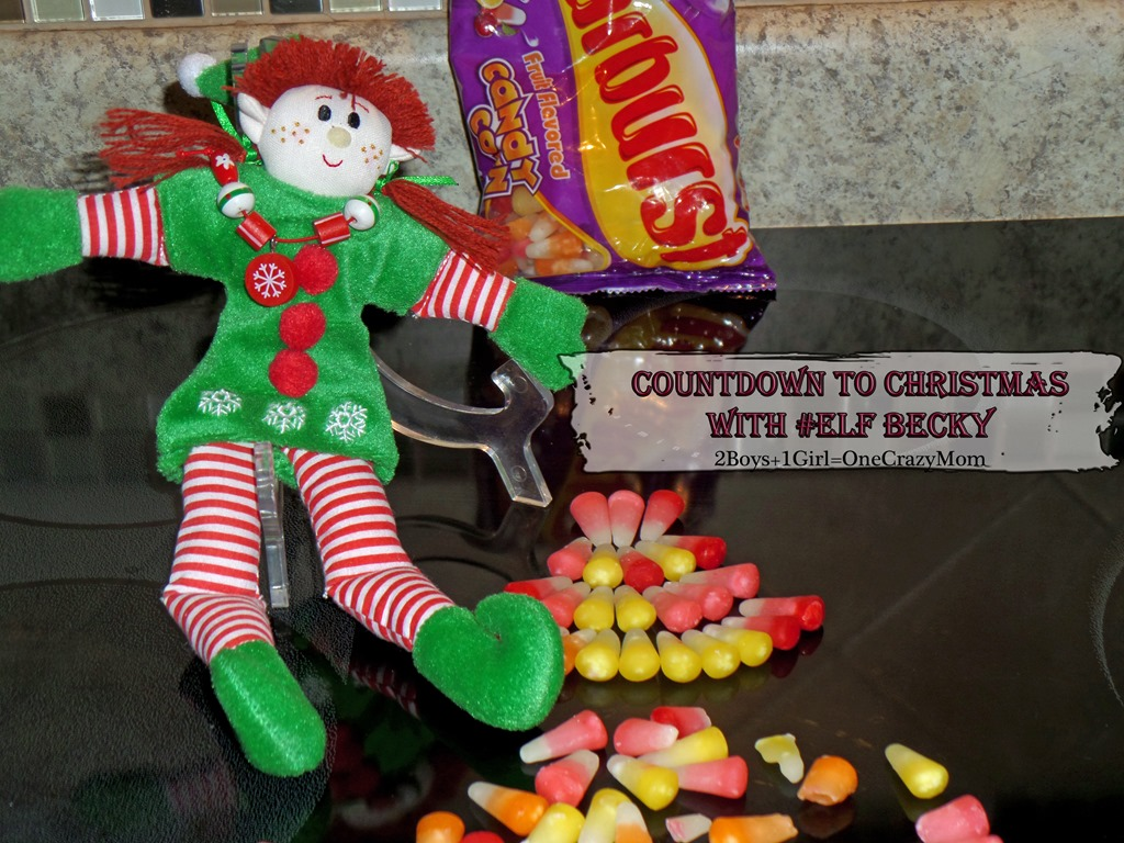 Elf Magic Countdown to Christmas Day 22 #Elfcapades