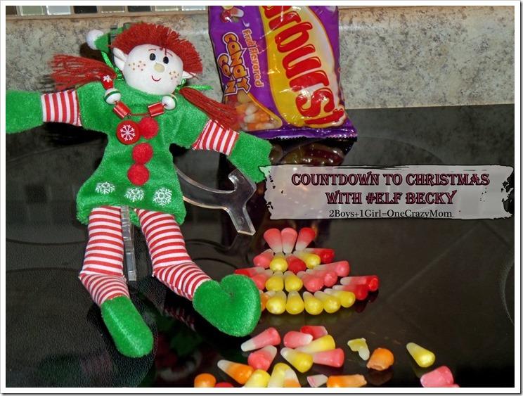 Elf Magic Countdown to Christmas Day 22 #Elfcapades