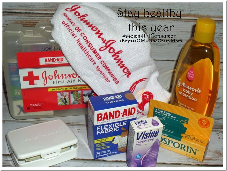 Now is the perfect time for a fresh start to your healthcare routine #Moms4JNJConsumer