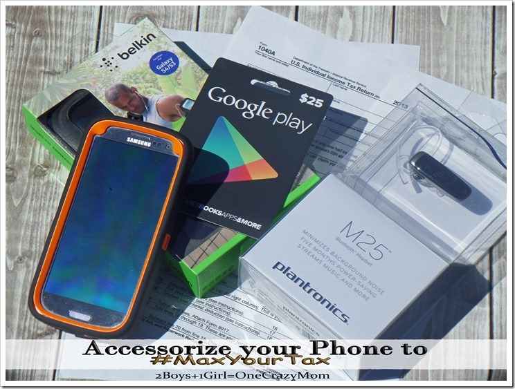 Accessorize your Contract Free and cheapest wireless plan with #FamilyMobile to #MaxYourTax this year