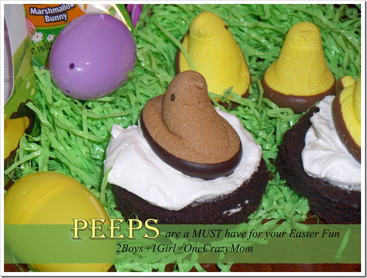 Easter is a lot more fun when you put Peeps in it #Recipe Ideas