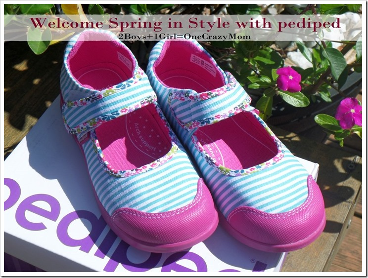9efcdb246 Welcome spring in style with a new pair of pediped shoes  Review - 2 ...
