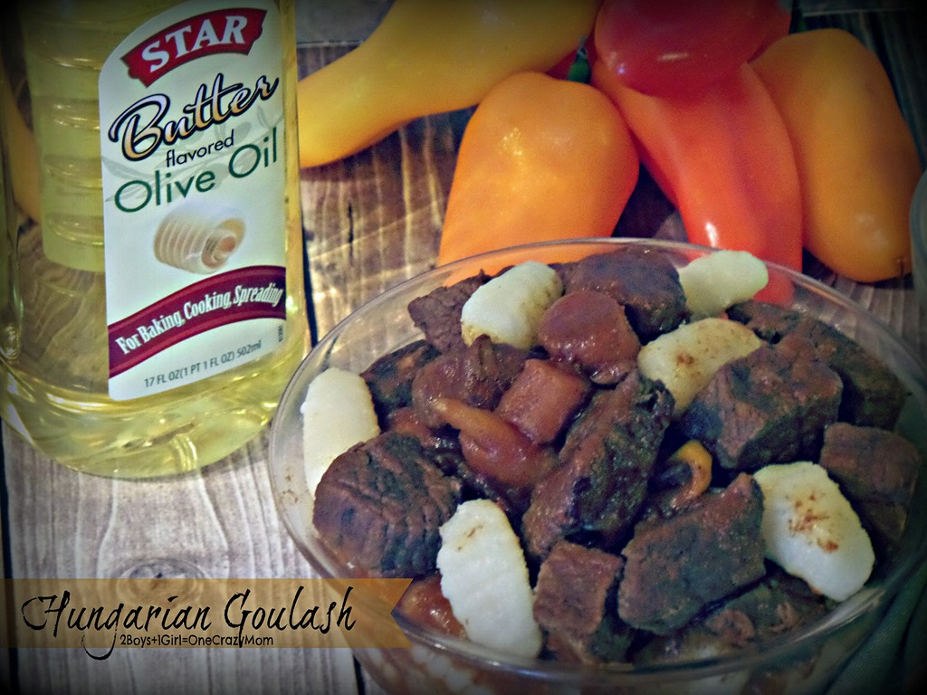 Hungarian Goulash with cucumber sauce is on our dinner table tonight #Recipe #shop