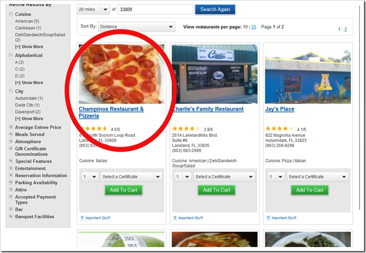 Don't forget to check Restaurant.com for dinner tonight #ReviewCrew