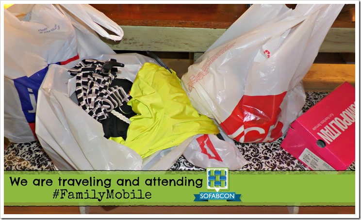 We are attending the #SoFabCon14 Conference as the #FamilyMobile Ambassador for the cheapest wireless plan in town #shop