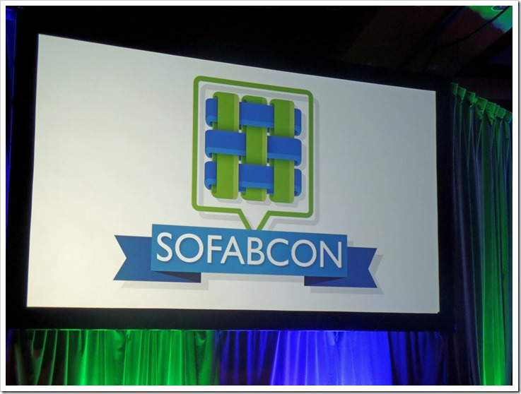 What a fun event #SoFabCon14 was especially as a #FamilyMobile Ambassador with the cheapest wireless plan in town