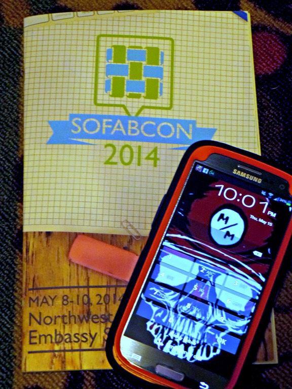 The cheapest wireless plan in town is #FamilyMobile and I loved being the Ambassador for #SoFabCon14