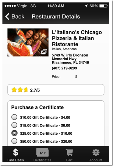Dinner on the Go ~ Save anywhere, anytime, anyplace with Restaurant.com #ReviewCrew