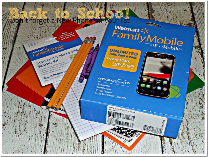 We are heading Back to School with the cheapest wireless plan in town #Phones4School