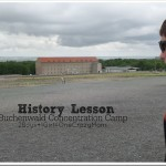 Getting a German history lesson while visiting the Buchenwald Memorial of one of the largest Concentration Camps #Travel