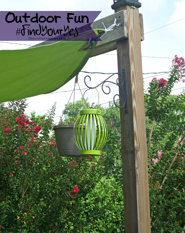 Getting our porch ready for Outdoor Entertainment with the Sonoma Outdoors Collection #FindYourYes