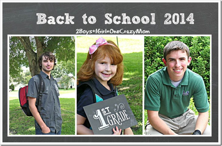 We are sharing some of our Back to School Routine tips to make the transition a little easier #HealthyEssentials #ad