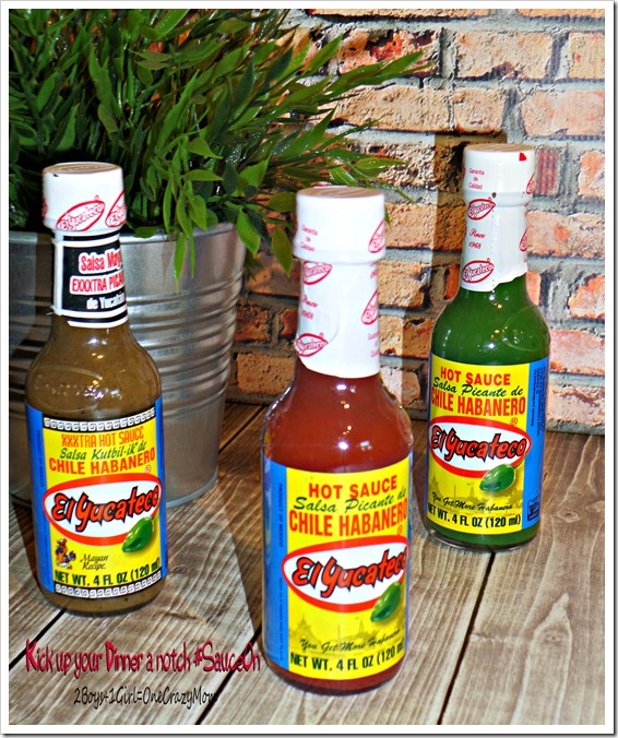 Spicing up our life with some hot stories #SauceOn #shop