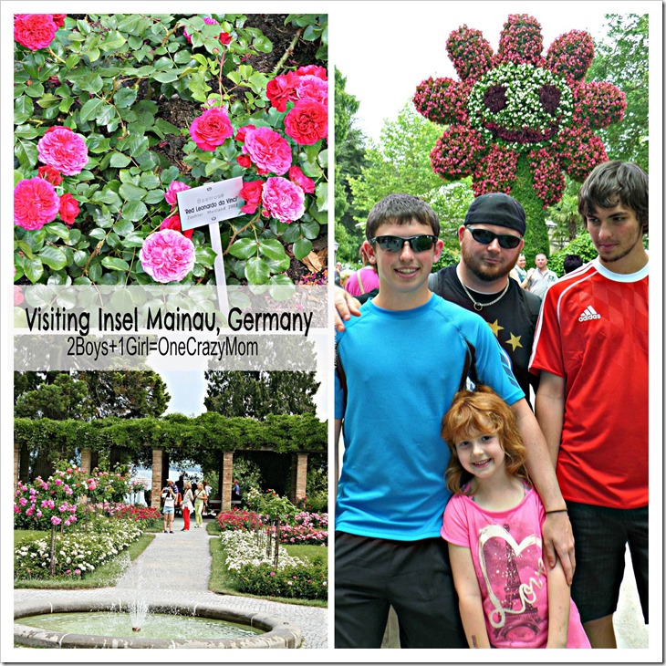 Visiting Mainau The Flower Island #Germany 2 copy