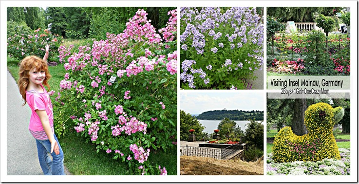 Visiting Mainau The Flower Island #Germany 3 copy