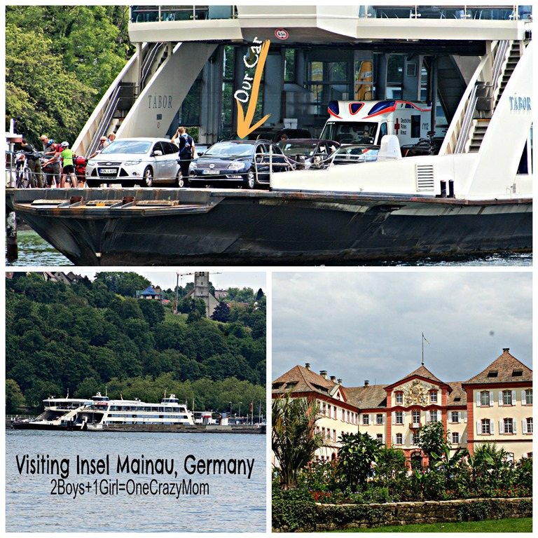 Visiting Insel Mainau a/k/a Flower Island in Germany #Travel
