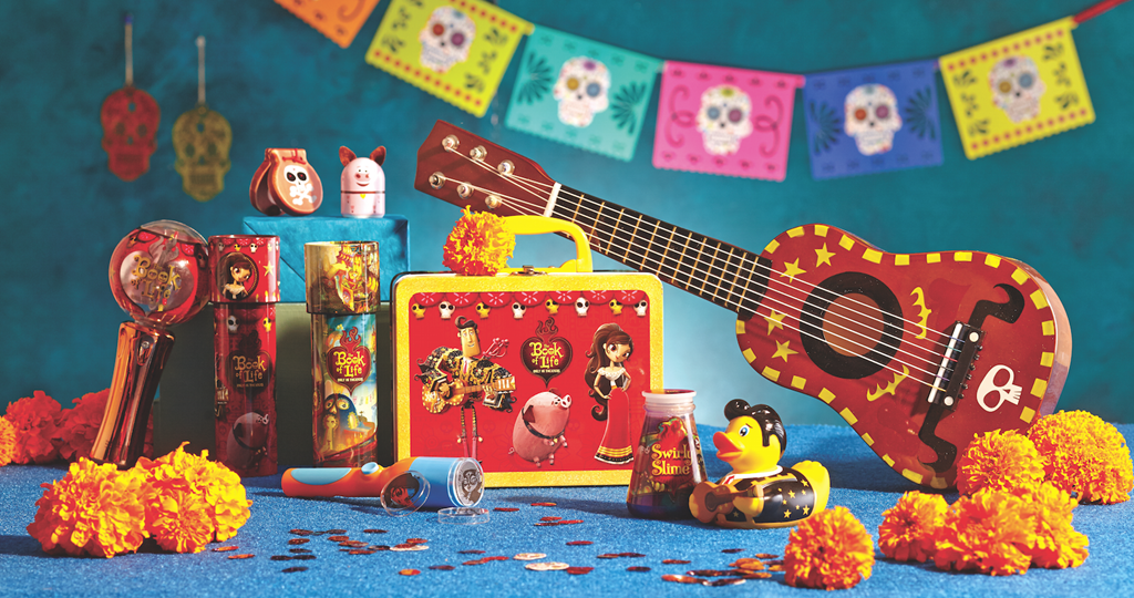 I'm crazy about the #BookOfLife how about you? Come enter the World Market's and FOX Movie Partnership Book of Life Sweepstakes